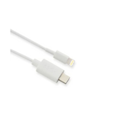 Microconnect USB Type C - Lightning, 2.0m - Wit