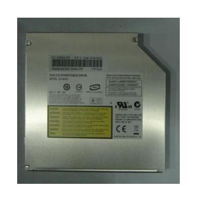ASUS DVD SuperMulti DL, 8X/6X, SATA Laptop accessoire - Roestvrijstaal