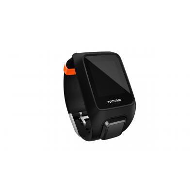 Tomtom : Multisport-horlogebandje (zwart/oranje)