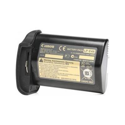 Canon LP-E4N - Zwart