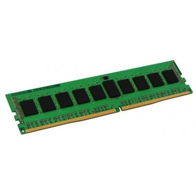 Kingston Technology 8GB, DDR4, DIMM 288-Pin, 2666 MHz, PC4-21300, CL19, 1.2V, ECC Unbuffered .....