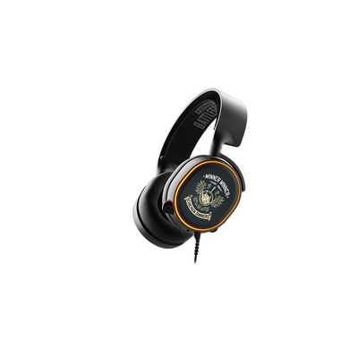 Steelseries Arctis 5 PUBG Edition headset - Zwart
