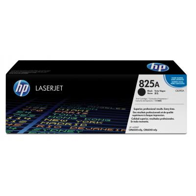 Hp cartridge: Color LaserJet CB390A - Zwart
