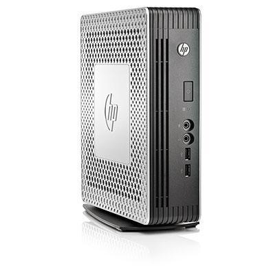 HP t610 Thin client - Zwart