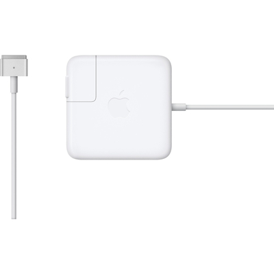 Apple netvoeding: 45W MagSafe 2 - Wit