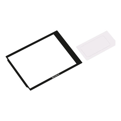 Sony PCK-LM14 Screen protector - Transparant