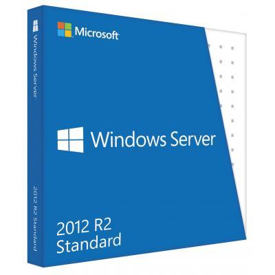 Microsoft Besturingssysteem: Windows Server Standard 2012 R2 x64