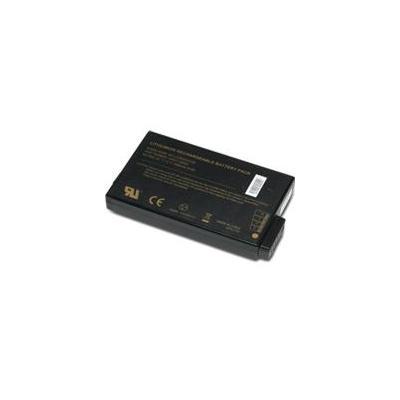 Getac Main battery for X500 server - Zwart
