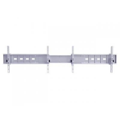 Multibrackets AV stand accessoire: M Public Dual Screen Mount - Zilver