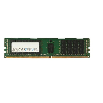 V7 2 x 4 GB, DDR3, 1600 MHz, CL 11 RAM-geheugen - Groen