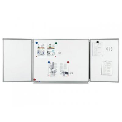 Legamaster magnetisch bord: Magneetbord 100x200/2x100x100cm