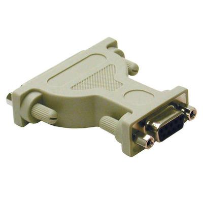 C2G DB9/DB25 Kabel adapter - Grijs