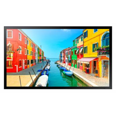 "Samsung public display: FHD Large Format Display  46"" OH46D - Zwart"