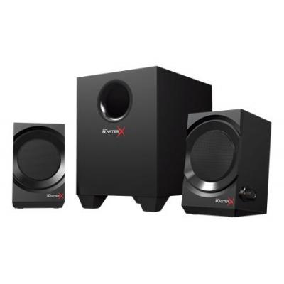 Creative Labs Sound BlasterX Kratos S3 Luidspreker set - Zwart
