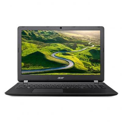 Acer laptop: Aspire ES1-572-593Q - Zwart