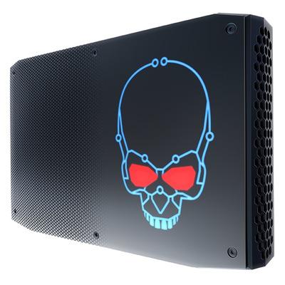 Intel NUC BOXNUC8I7HVK2 Barebone - Zwart