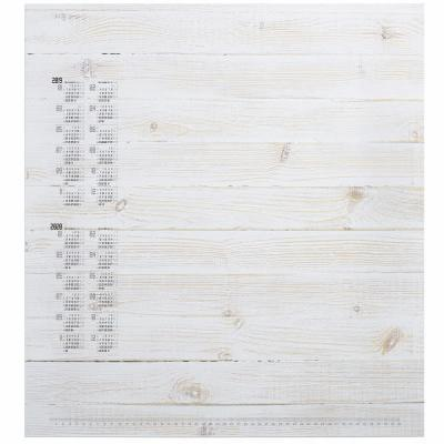 Durable kalander: Papierblok Pinewood Panels