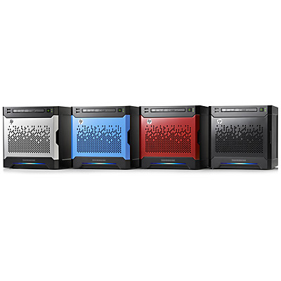 Hewlett Packard Enterprise 4U Security Bezel Kit Montagekit