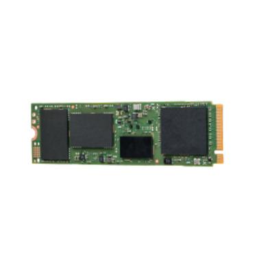 Intel SSD: 600p - Zwart, Groen