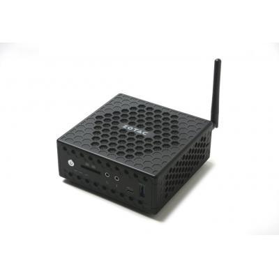 Zotac pc: ZBOX CI327 nano - Zwart