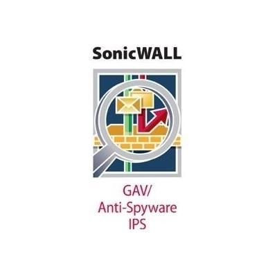 SonicWall Gway AntiVirus/Spyware + IPS Software