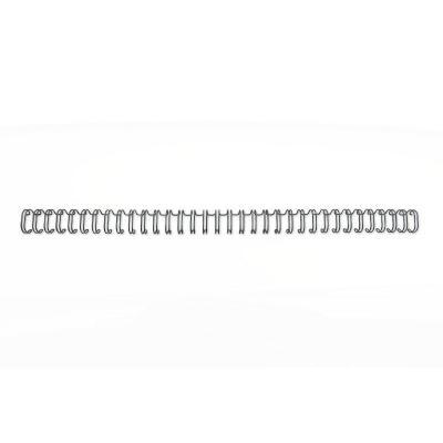 Gbc inbinder: WireBind Draadruggen Zwart 125mm (100)