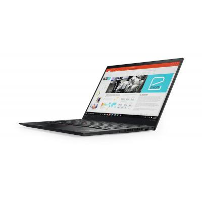 Lenovo laptop: ThinkPad X1 Carbon - Zwart