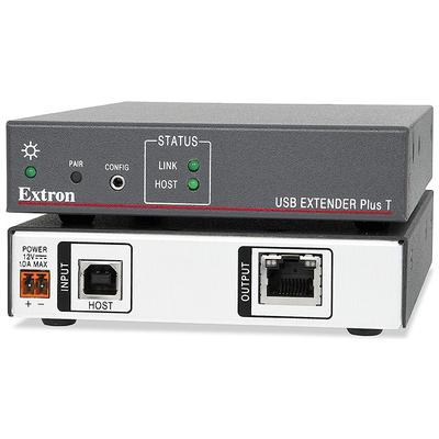 Extron USB Extender Plus T - Zwart