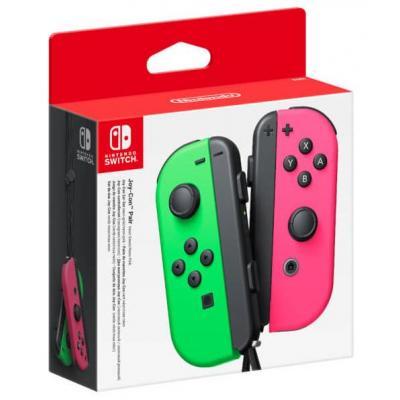 Nintendo game controller: Joy-Con - Zwart, Grijs, Roze