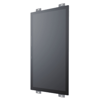 "Advantech 32"" Open-frame panel PC, P T/S, Core i5 6300U, 4GB RAM, Open-frame All-in-one pc - Zwart"
