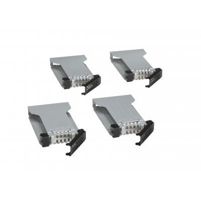 Hp behuizing: 4-in-1 houder voor extra SFF-schijven - Metallic