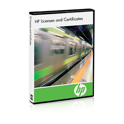 Hewlett Packard Enterprise HP StoreEver MSL6480 TapeAssure Advanced LTU Software licentie