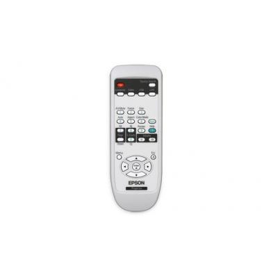 Epson afstandsbediening: Projector Remote Control - Zwart, Grijs, Wit