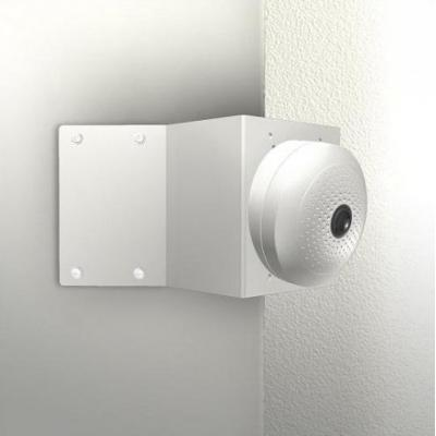Acti beveiligingscamera bevestiging & behuizing: Corner Mount with Tilted Wall Mount (PMAX-0310) for B54, B55, B56, .....