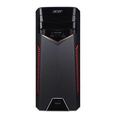 Acer pc: Aspire GX-781 I10502 NL - Zwart