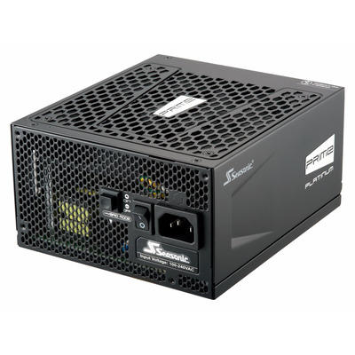 Seasonic Prime Platinum Power supply unit - Zwart