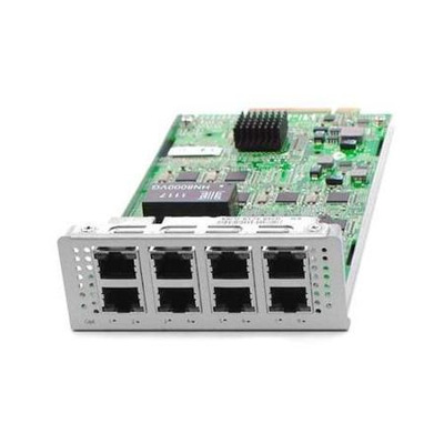 Cisco netwerk switch module: Meraki Meraki 8x1 GbE SFP Interface