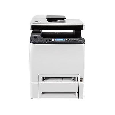 Ricoh multifunctional: SP C252SF kleurenprinter - Grijs