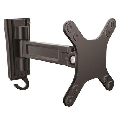 """StarTech.com Muurbeugel scharnierende monitor arm voor VESA schermen of platte tv tot 27"""" (15 kg) ....."""