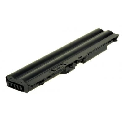 2-power batterij: Main Battery Pack, Li-Ion, 11.1V, 5200mAh, 58Wh, 299g, Black - Zwart