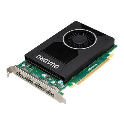 Lenovo M2000 4GB DDR5 videokaart - Zwart, Groen