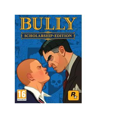 Rockstar games game: Bully: Scholarship Edition PC