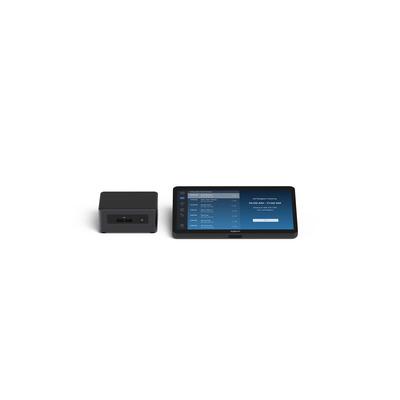 Logitech Tap Base Bundle – Zoom Videoconferentie systeem - Zwart