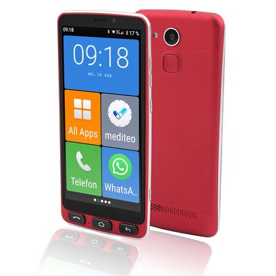 Olympia Neo Smartphone - Zwart,Rood 16GB