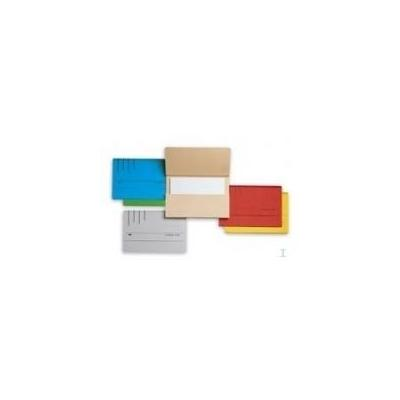 Jalema map: Secolor A4 Pocket File 31 x 23 cm 10 Blue - Blauw