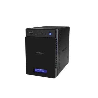 Netgear NAS: ReadyNAS 314 4-Bay + AC1900 router (R7000-100PES) - Zwart
