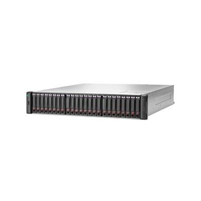 Hewlett Packard Enterprise MSA 2042 NAS - Zwart