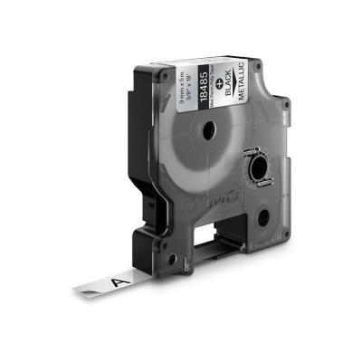 Dymo labelprinter tape: 9mm RHINO Permanent Polyester