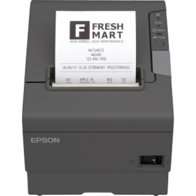 Epson TM-T88V (033A0) Pos bonprinter - Zwart
