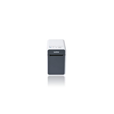 Brother Professionele netwerk - geheugenfunctie - 300 dpi Labelprinter - Zwart, Wit